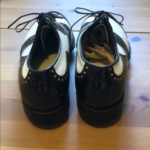 FootJoy Shoes - Vintage  FootJoy Golf Cleats Spikes Shoes size 9